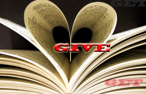 give 2 get