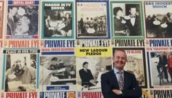 Ian Hislop - Private Eye Magazine